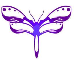 free tattoo design of a dragon fly