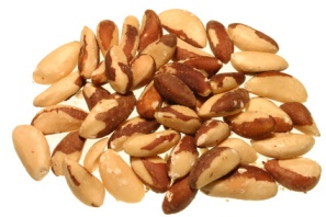 brazil nuts are a source of selenium and provide benefits for skin and health