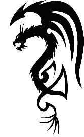 gallery of dragon tattoos