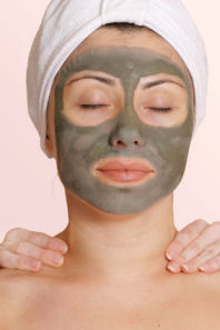 mud facial for healthy face skin