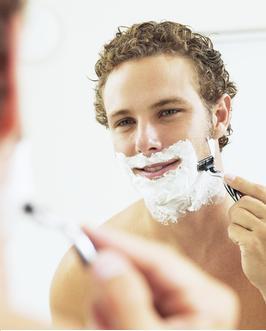 ingrown hair can be caused by improper shaving methods