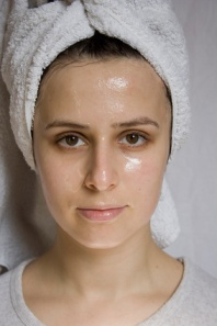 chemical peel anti-aging treatment