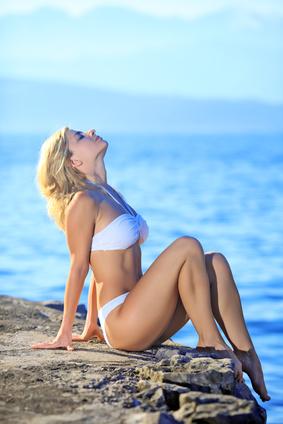 sun tanning can cause a sun poisoning rash