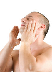 aftershave lotion for shaving relief